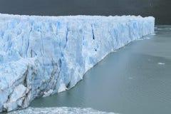 glaciärmoreno perito arenaceous härligt dimensionellt diagram illustration södra tre för 3d Amerika mycket royaltyfri bild