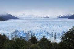 glaciärmoreno perito arenaceous härligt dimensionellt diagram illustration södra tre för 3d Amerika mycket arkivbild
