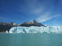 Glaciärperito moreno Royaltyfri Bild