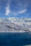 glaciärreflexion Royaltyfri Foto
