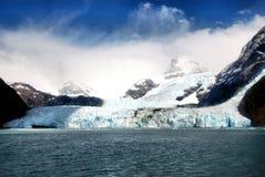 glaciärspegazzini Royaltyfria Foton