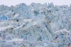 glaciär Arkivbilder