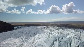 glaci?r iceland stock video