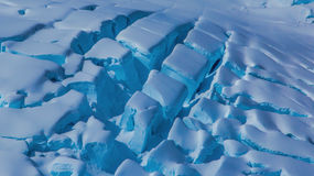 Glacial Activity Royalty Free Stock Images