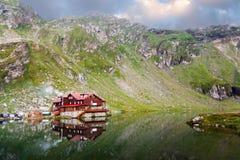 Balea Lake Stock Photography