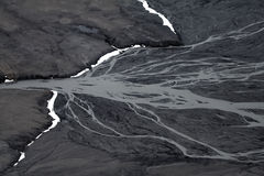 Glacial denudation 1 Stock Image
