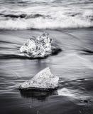Glacial Ice Royalty Free Stock Photos