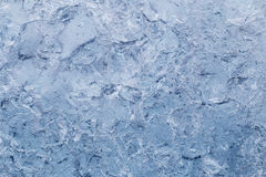 Glacial Ice. At Jokulsarlon, Iceland royalty free stock photos