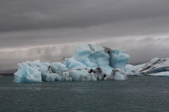 Glacial Iceberg Royalty Free Stock Photos