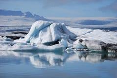 Glacial Lagoon Stock Photos