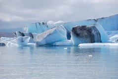 Glacial Lagoon Royalty Free Stock Images