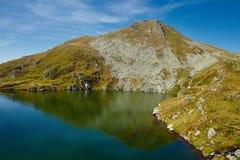 Glacial lake Royalty Free Stock Photo