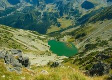 Free Glacial Lake In Retezat Mountains, Romania Stock Image - 185445071