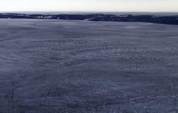 Glacial landform 1 Stock Images