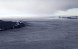 Glacial landform 2 Stock Images