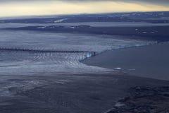 Glacial landforms 3 Royalty Free Stock Images