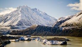 Glacial Peaks Stock Photos
