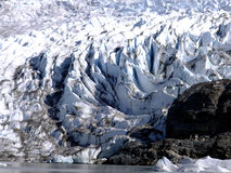 Glacial Ridges Stock Photos
