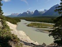 Glacial River Bow Stock Photos