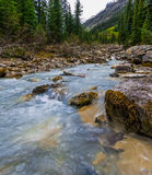 Glacial Runoff Creek Stock Photos