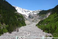 Glacial Valley Stock Photos