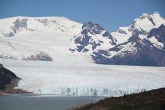 Glaciale in tensione Fotografia Stock Libera da Diritti
