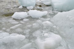 Glaciar στη Χιλή Στοκ φωτογραφία με δικαίωμα ελεύθερης χρήσης