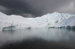 Glaciar Fotos de archivo