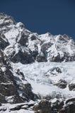 Glaciar Foto de archivo