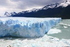 Glaciar Imagen de archivo libre de regalías