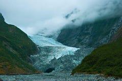Glaciar foto de archivo libre de regalías