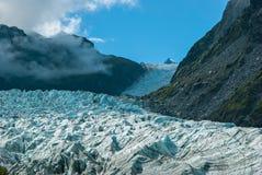 Glaciar Imágenes de archivo libres de regalías