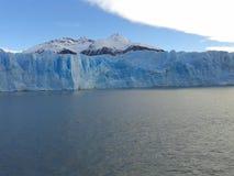 Glaciar Lizenzfreie Stockfotos