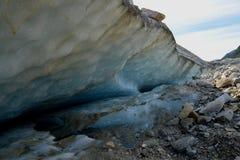 Glaciar Royaltyfri Bild