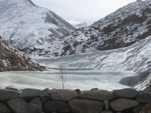 glaciar Imagenes de archivo