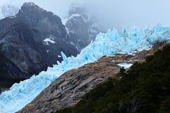 Glaciar de Balmaceda imagenes de archivo