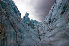 Glaciar de Francisco José fotografía de archivo libre de regalías