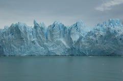 Glaciar de fusión Imágenes de archivo libres de regalías