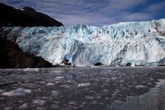 Glaciar de Holgate Fotografía de archivo libre de regalías