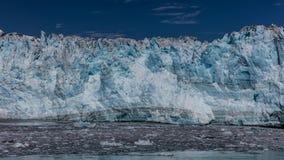 Glaciar de Hubbard Foto de archivo libre de regalías