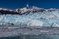 Glaciar de Hubbard Fotos de archivo libres de regalías