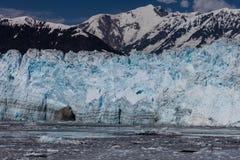 Glaciar de Hubbard Imagen de archivo libre de regalías