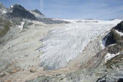 Glaciar de Illecillewaet Fotos de archivo libres de regalías