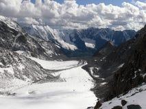Glaciar de Ioldo Foto de archivo