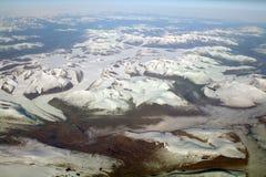 Glaciar de Islandia Foto de archivo libre de regalías