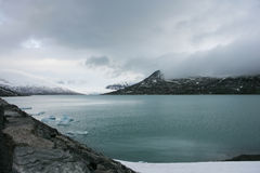 Glaciar de Jostedalsbreen Fotos de archivo