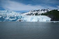 Glaciar de Kenai Imágenes de archivo libres de regalías