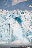 Glaciar de la parida Imagen de archivo libre de regalías