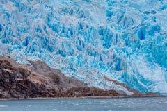 Glaciar de la Patagonia Fotografía de archivo libre de regalías