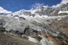 Glaciar de la tarifa Fotos de archivo